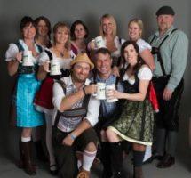 Oktoberfest group.