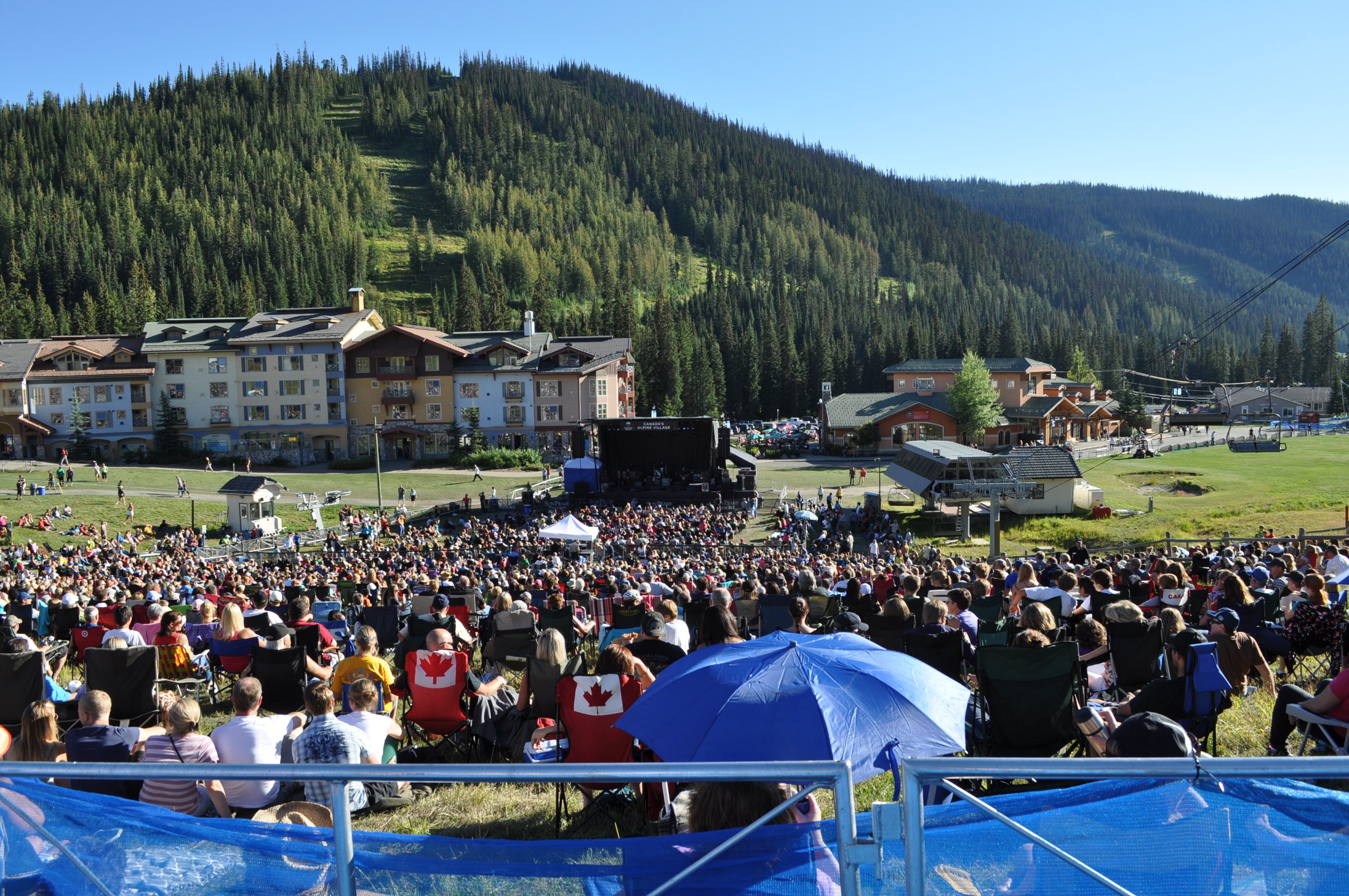 The Summer Concert Series has been a direct result of the provincial RMI funding. - File Photo