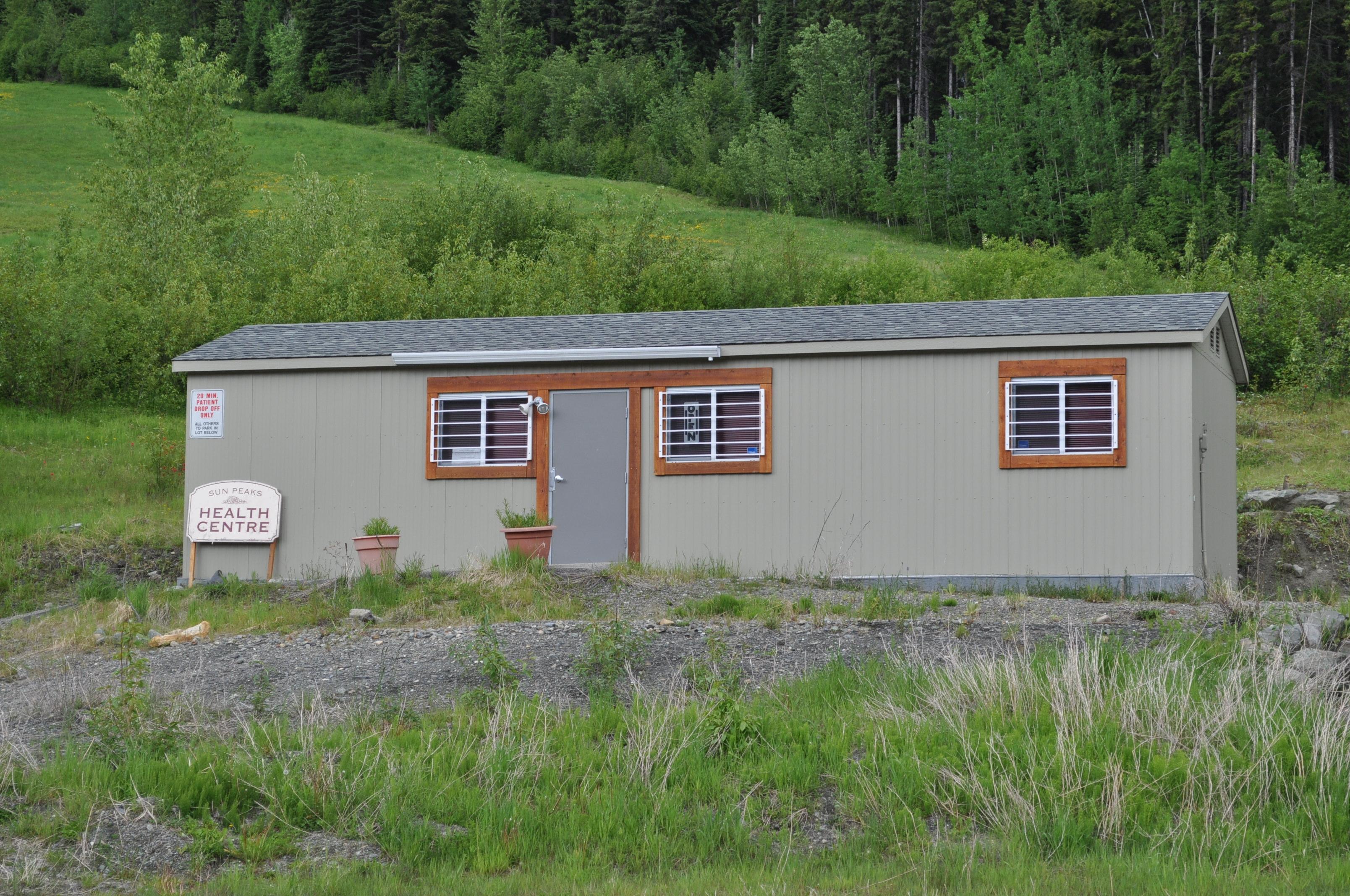 File Photo - Current Sun Peaks Health Centre