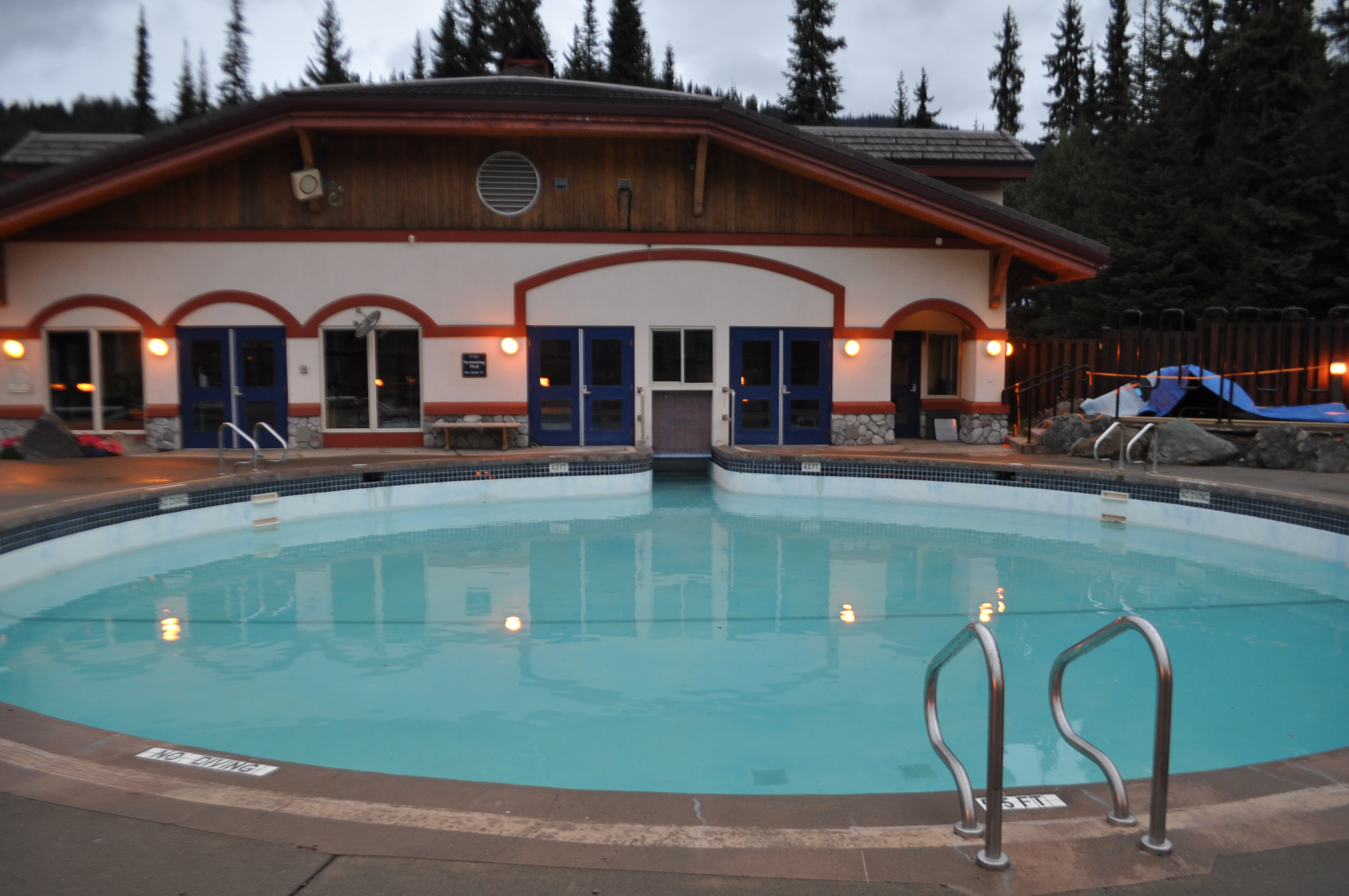 New uses: The current building will be used with the new rink. - File Photo Sun Peaks Resort