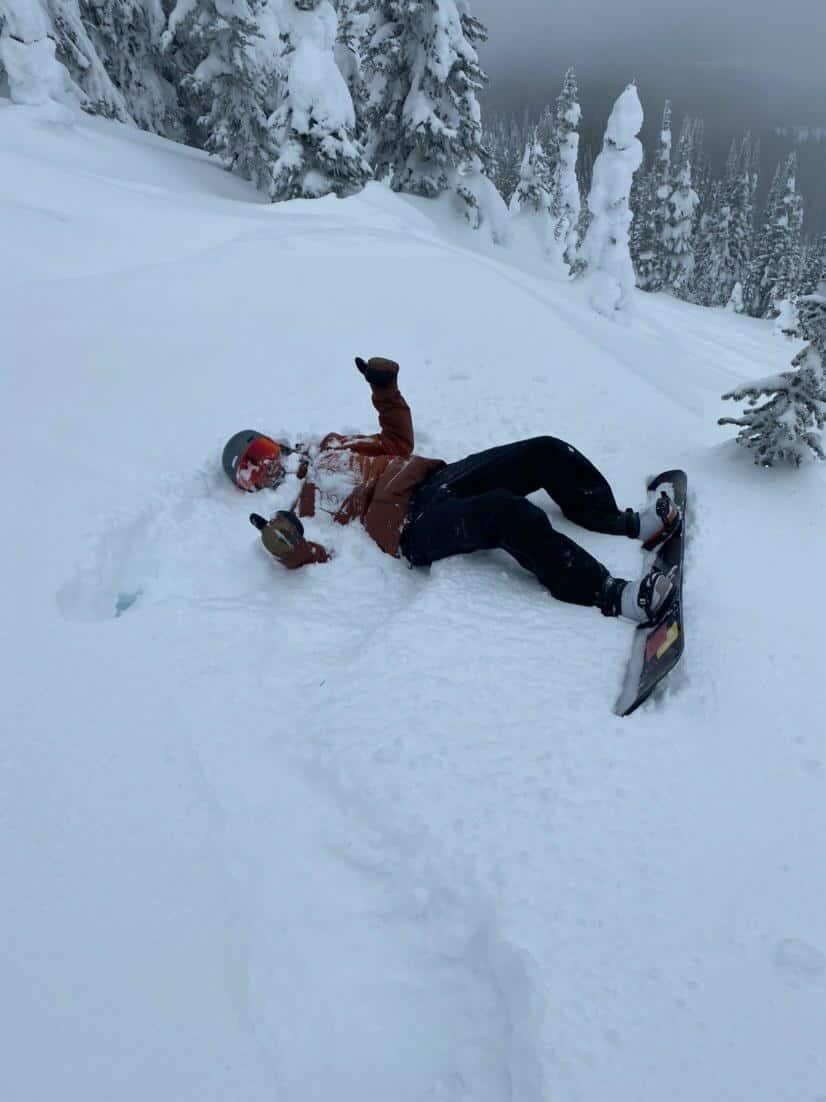 The bizarre ecstasy of Sun Peaks' ski season - SPIN